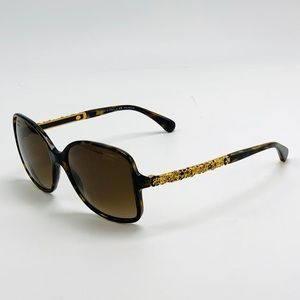 New CHANEL Polarized Bijou 5355 Sunglasses
